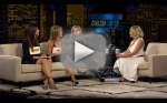 Mary McCormack, Jennifer Aniston and Sandra Bullock on Chelsea Lately