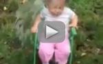 Little Kid Swears After Ice Bucket Challenge