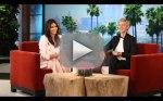 Kim Kardashian Talks Kids on Ellen