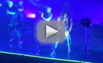 Demi Lovato Covers Thriller on Tour