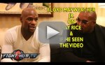 Floyd Mayweather Speaks on Ray Rice