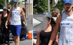 Lea Michele Shacks Up with Matthew Paetz