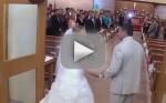 Father Serenades Daughter at Wedding