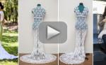 Homemade Wedding Dress: Stop Motion Awesomeness!
