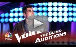 Jonathan Wyndham - Say Something (The Voice Audition)