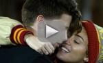 Patrick Schwarzenegger Kisses Miley Cyrus!!!