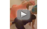 Blac Chyna, Amber Rose Twerking