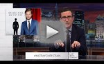 John Oliver Audtions for Fifty Shades of Grey