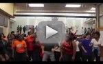Texas High School Uptown Funk Video