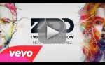 "Zedd and Selena Gomez - ""I Want You to Know"""