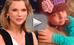 Taylor Swift FaceTimes with Terminally Ill Toddler