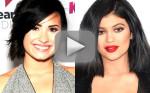 Demi Lovato Praises Kylie Jenner
