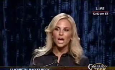Elisabeth Hasselbeck on Michelle Obama