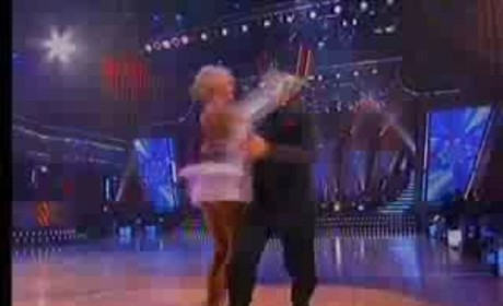 Cody Linley and Julianne Hough, Opening Dance
