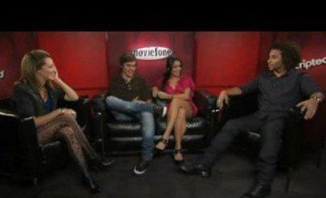 High School Musical Cast Interviews Itself