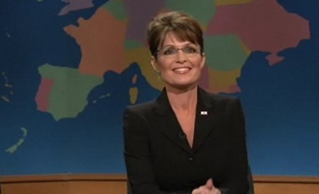 Sarah Palin on SNL Weekend Update