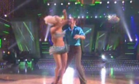 Cody Linley and Julianne Hough are Sexy Samba-ers