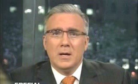 Keith Olbermann, Special Comment