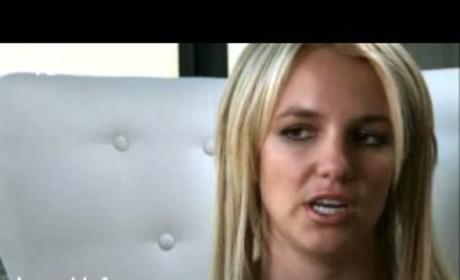 Britney Spears Dispenses More Wisdom