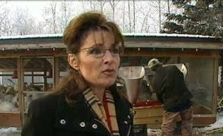 A Sarah Palin Thanksgiving