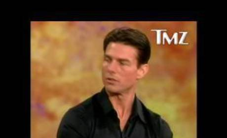 Tom Cruise Speaks on Jett Travolta, Scientology