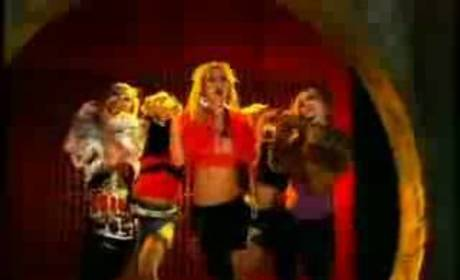 Britney Spears: If U Seek Amy Music Video