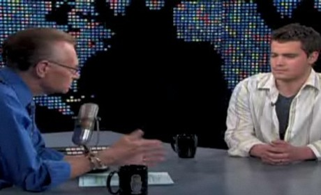 Levi Johnston on Larry King