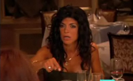 Real Housewives of New Jersey Finale Meltdown!