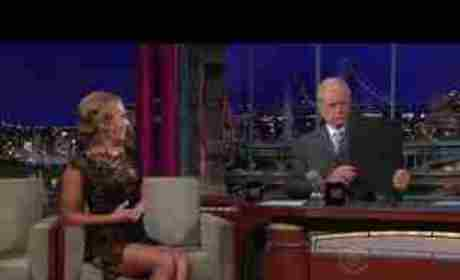 Hayden Panettiere Talks Tattoo Blunder on Letterman