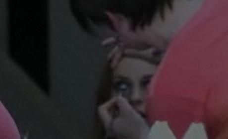 Lindsay Lohan in Elle UK