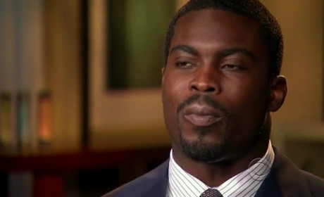 Michael Vick Makes No Excuses on 60 Minutes