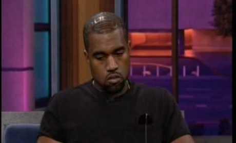 Kanye West on Jay Leno