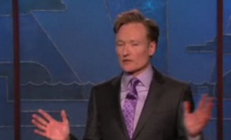 Conan O'Brien, William Shatner Recite Real Levi Johnston Quotes This Time