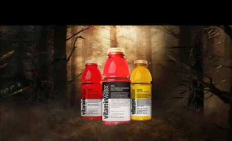 New Moon Meets Vitamin Water