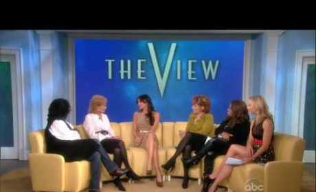 Sofia Vergara Makes Rape Joke on The View