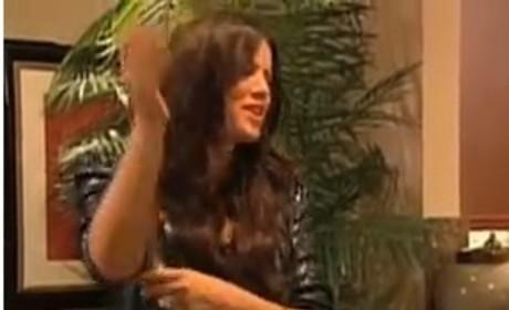 Khloe Kardashian Follows Script, Slaps Scott Disick