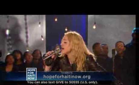 Madonna Performance