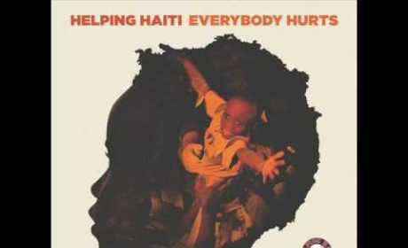 Simon Cowell and Company Help Haiti