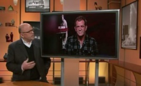 Mel Gibson Calls Reporter A$$hole on Air