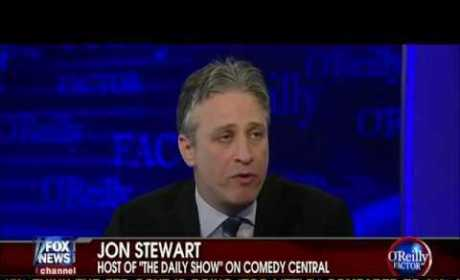 Jon Stewart vs. Bill O'Reilly: Round Two!