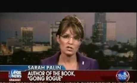 Sarah Palin on the O'Reilly Factor
