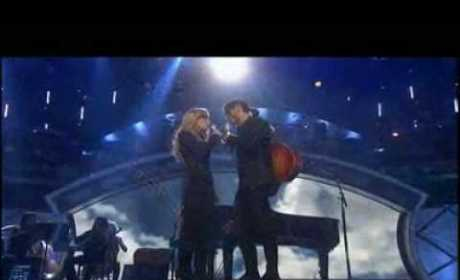 Brooke White and Justin Gaston Duet