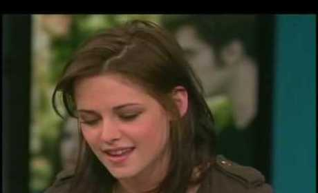 Twilight Cast Interview