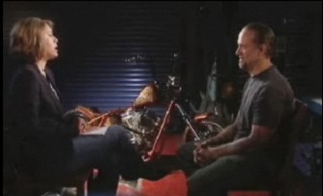 Jesse James Interview