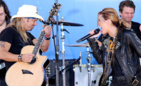Bret and Miley Duet