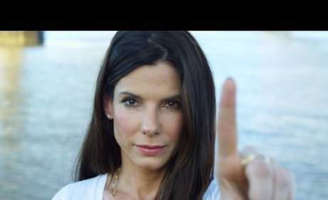 Sandra Bullock Wants Off Gulf Coast PSA