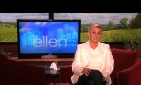Ellen DeGeneres Addresses Tyler Clementi Suicide, Bullying of Gay Teens
