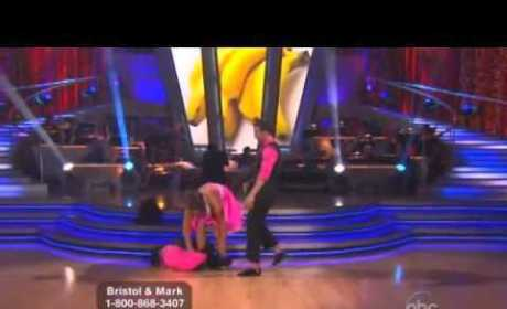 Going Ape: Bristol Palin, Gorilla Suit Make For Dancing With the Stars Awkwardness