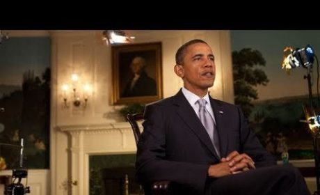 Barack Obama to Bullied Youth: It Gets Better
