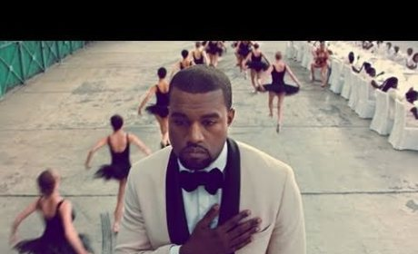 "First Look, Listen: Kanye West's ""Runaway"" Video"